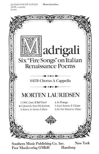 Product Cover for Quando Son Più Lontan