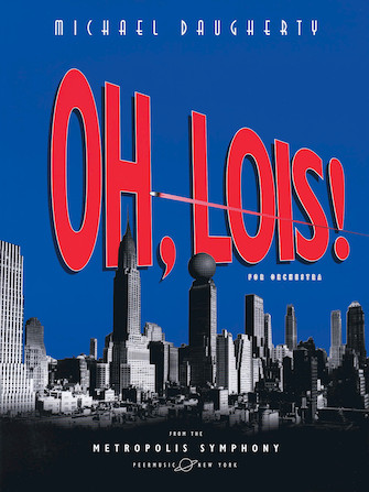 Product Cover for METROPOLIS SYMPHONY: IV. Oh, Lois!