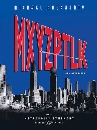 Product Cover for METROPOLIS SYMPHONY: III. Mxyzptlk