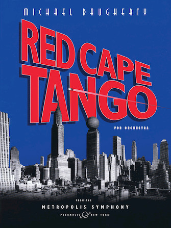 Product Cover for METROPOLIS SYMPHONY: V. Red Cape Tango
