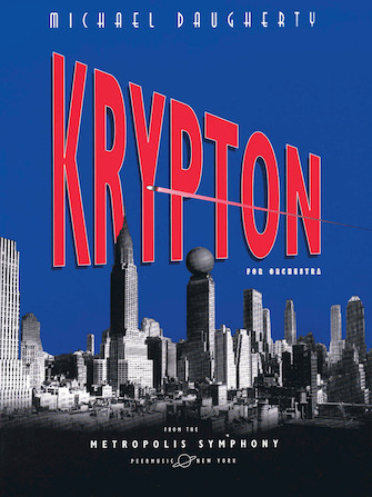 Product Cover for METROPOLIS SYMPHONY: II. Krypton
