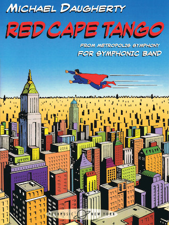 Product Cover for Red Cape Tango (from METROPOLIS SYMPHONY)