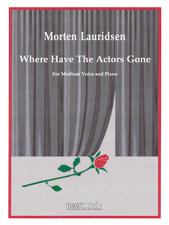 Product Cover for Where Have the Actors Gone