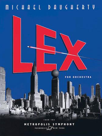Product Cover for METROPOLIS SYMPHONY: I. Lex