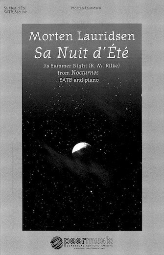 Product Cover for Sa nuit d'ete