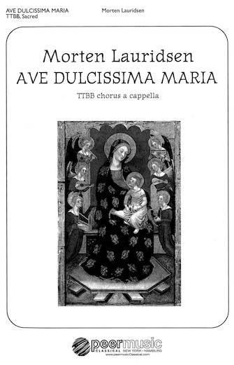 Product Cover for Ave dulcissima Maria