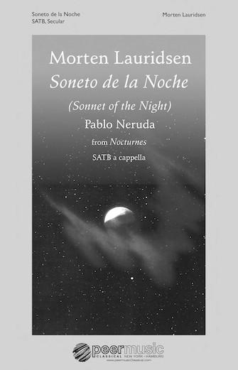 Product Cover for Soneto de la Noche