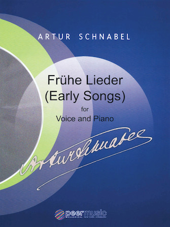 Product Cover for Frühe Lieder (Early Songs)