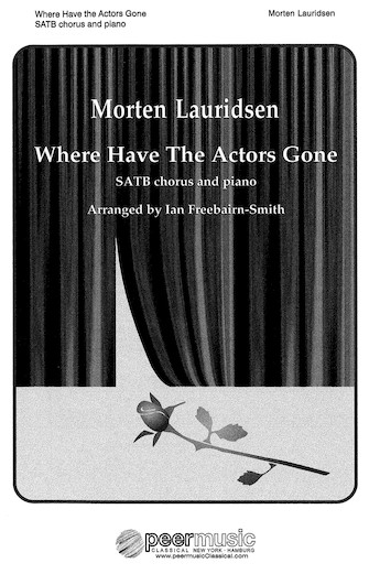 Product Cover for Where Have the Actors Gone?