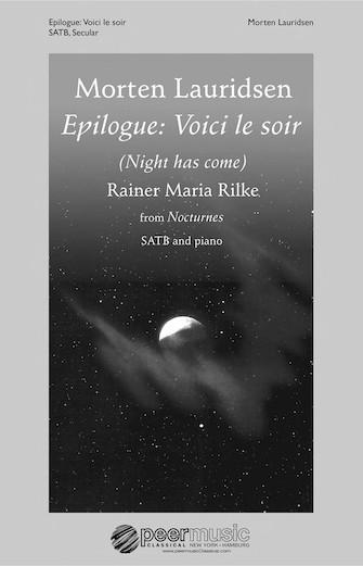 Product Cover for Epilogue: Voici le soir