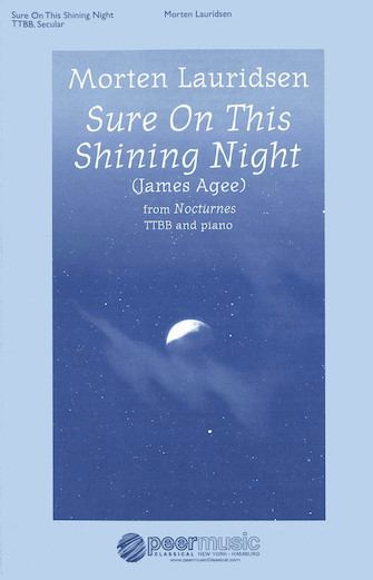 Product Cover for Sure on This Shining Night