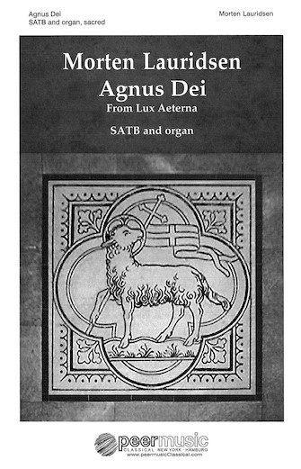 Product Cover for Agnus Dei