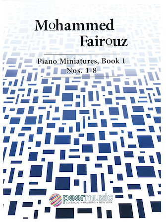 Product Cover for Piano Miniatures, Book 1, Nos. 1-8