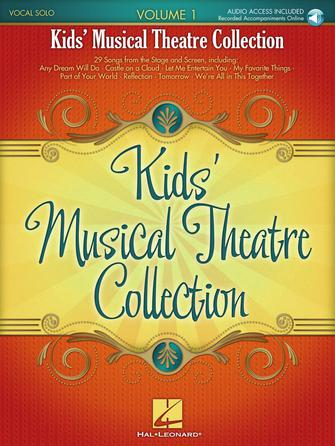 Product Cover for Kids' Musical Theatre Collection – Volume 1