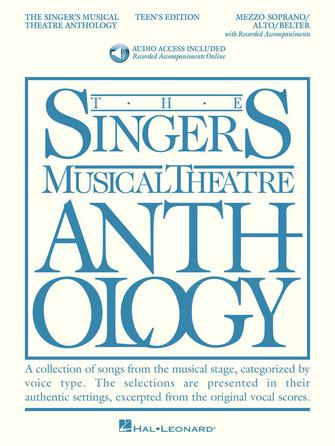 Product Cover for The Singer's Musical Theatre Anthology – Teen's Edition