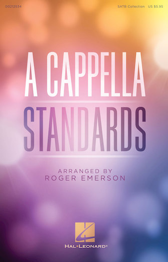 Product Cover for A Cappella Standards