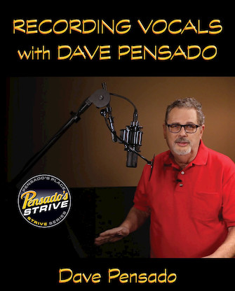 Product Cover for Recording Vocals with Dave Pensado