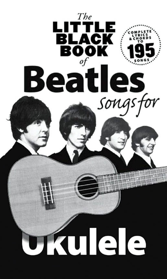 Product Cover for The Little Black Book of Beatles Songs for Ukulele