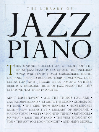 Product Cover for The Library of Jazz Piano