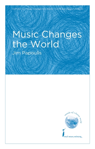 Product Cover for Music Changes the World