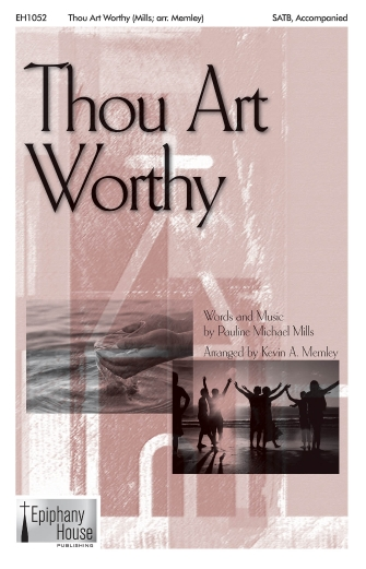 Product Cover for Thou Art Worthy
