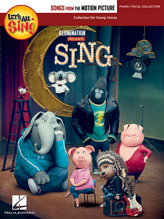 Product Cover for Let's All Sing Songs from the Motion Picture SING
