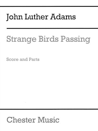 Product Cover for Strange Birds Passing