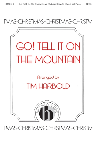 Product Cover for Go Tell It on the Mountain