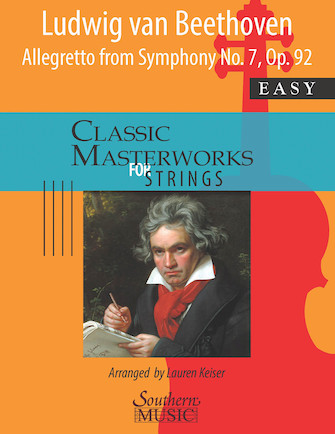 Product Cover for Allegretto from Symphony No. 7, Op. 92 for String Orchestra