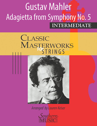 Product Cover for Adagietto from Symphony No. 5