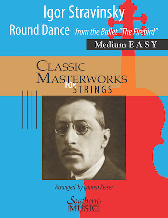 Product Cover for Round Dance from the Ballet 'The Firebird' for String Orchestra