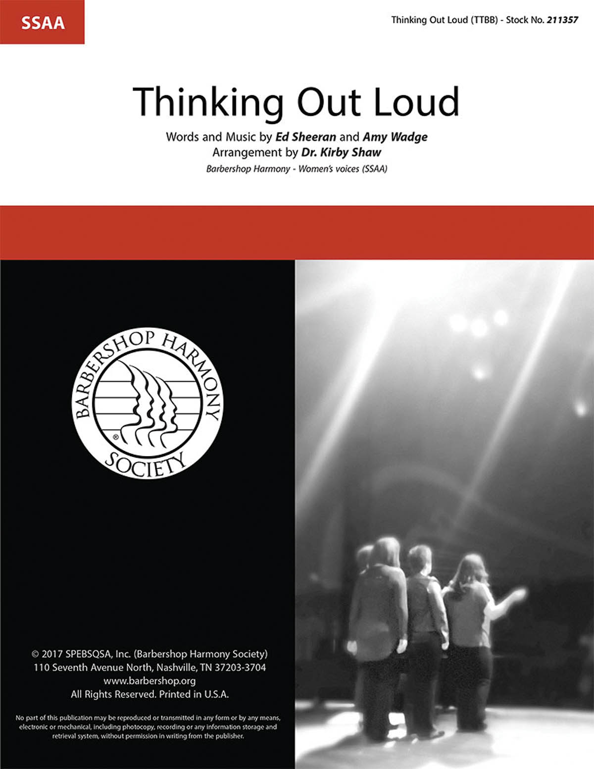 Product Cover for Thinking Out Loud