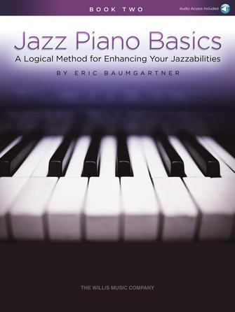 Product Cover for Jazz Piano Basics – Book 2
