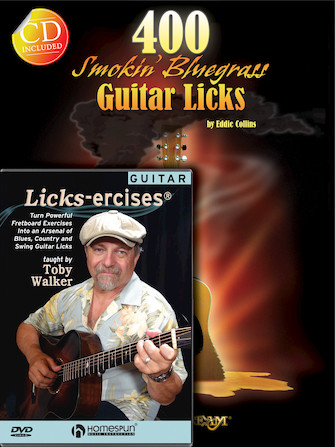 Product Cover for Guitar Licks Pack