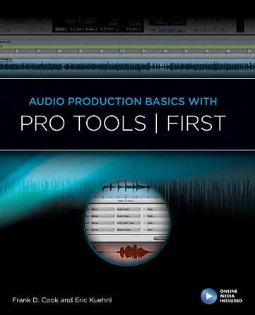 Product Cover for Audio Production Basics with Pro Tools ¦ First