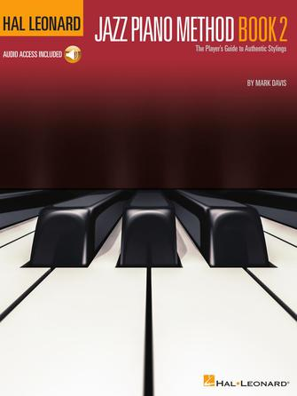 Hal Leonard Jazz Piano Method Book 2