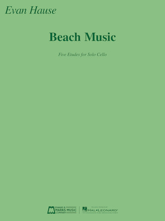 Product Cover for Beach Music: Five Etudes for Solo Cello