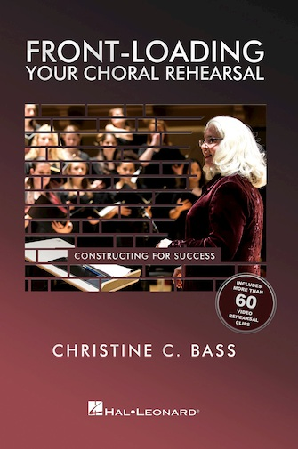Product Cover for Front-Loading Your Choral Rehearsal