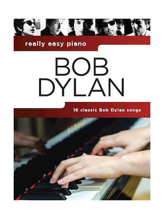 Product Cover for Bob Dylan – Really Easy Piano
