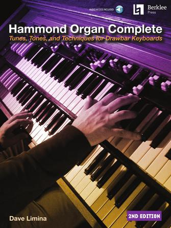 Product Cover for Hammond Organ Complete – 2nd Edition