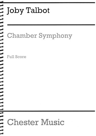 Product Cover for Chamber Symphony