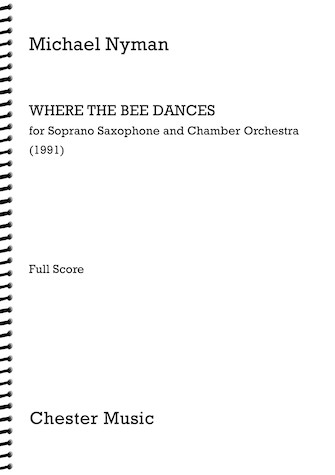Product Cover for Where the Bee Dances