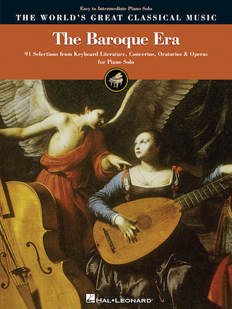 Product Cover for The Baroque Era – Easy to Intermediate Piano