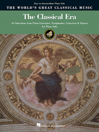 Product Cover for The Classical Era – Easy to Intermediate Piano Solo