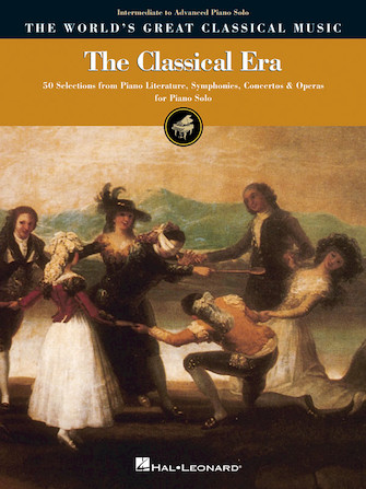 Product Cover for The Classical Era – Intermediate to Advanced Piano Solo