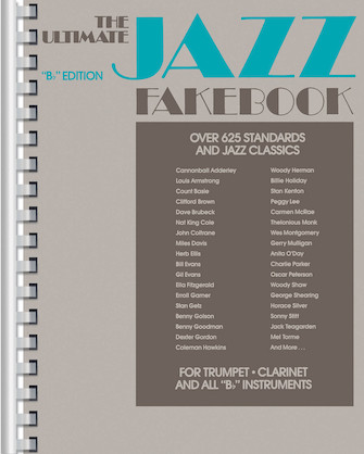 Product Cover for The Ultimate Jazz Fake Book