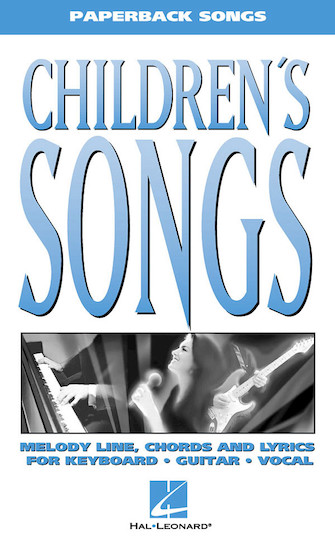 Product Cover for Children's Songs