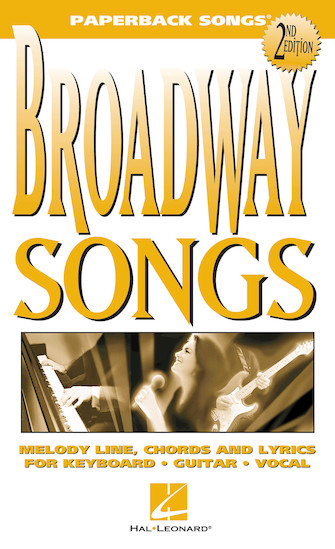 Product Cover for Broadway Songs – 2nd Edition