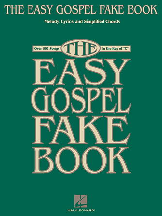 Product Cover for The Easy Gospel Fake Book
