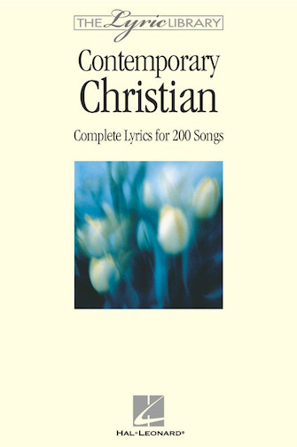 Product Cover for The Lyric Library: Contemporary Christian